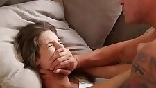 stepsister forced to fuck