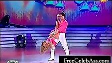 Floppy TV Dance Nip Slip