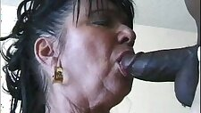 Interracial blowbang hardcore porn