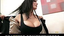 Slutty deep throaters MILF Shay glances Seduces her neighbor