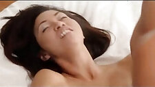 Exotic korean making love porn movie with lover