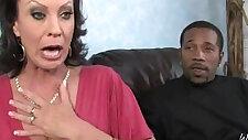 Black guy fucks my moms pussy