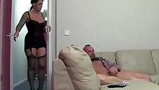 Hot British Sluts Get Their Pussies Filled W Spunk