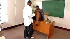 big ass black teacher