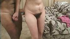 Chubby cheeks Huge round tits fuck