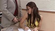 Ann Marie Rios Talk Dirty To The Teacher