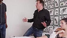 Rebecca Volpetti was born to be a pornstar