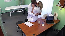 FakeHospital Naughty gets full attention