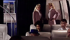 LBO Angels In Flight scene action with rebecca lords